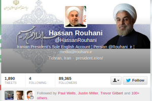 rouhani-twitter